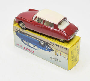 French Dinky 530 DS 19 Citroen Virtually Mint/Boxed
