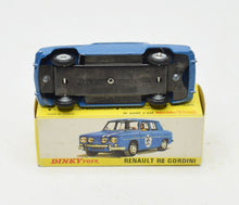 French Dinky 1414 Renault R8 Gordini Virtually Mint/Boxed