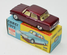 Corgi toys 252 Rover 2000 Virtually Mint/Boxed 'Cotswold' Collection Part 2.