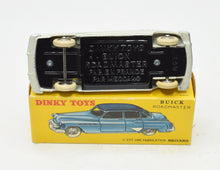 French Dinky Toys 24v Buick Roadmaster Virtually Mint/Boxed