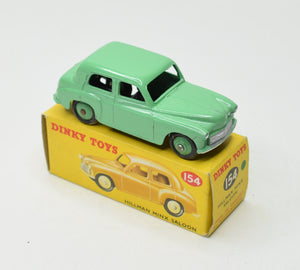 Dinky Toys 154 Hillman Minx Virtually Mint/Boxed..