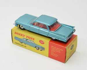 Dinky toy 147 Cadillac 62 Virtually Mint/Boxed