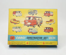 Corgi Toys Gift set 24 Virtually Mint/Boxed ( Factory Sealed) The 'Geneva' Collection