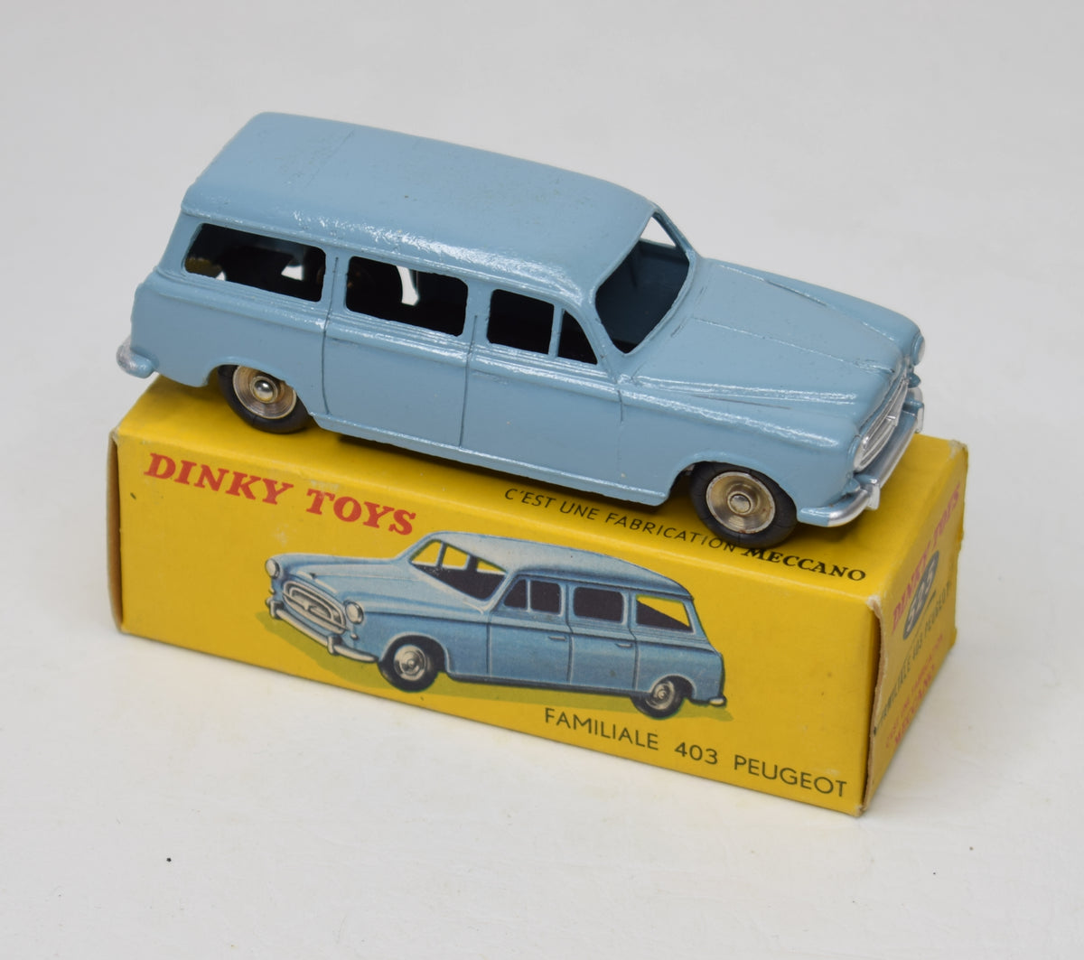 Dinky 525 Peugeot 403 Familiale Virtually Mint/Boxed 'Brecon' Collection Part2