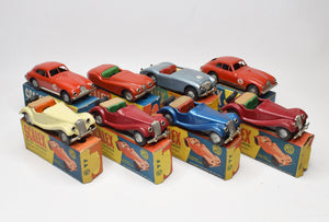 8 x Scalex Various Very Near Mint/Boxed The 'Geneva' Collection