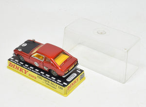 Dinky toy 213 Rally Ford Capri  Virtually Mint/Boxed The 'Geneva' Collection