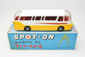 Spot-on 156 Mulliner coach Very Near Mint/Boxed