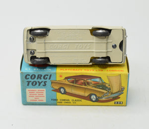 Corgi Toys 234 Ford Consul Virtually Mint/Boxed 'Cotswold' Collection Part 2