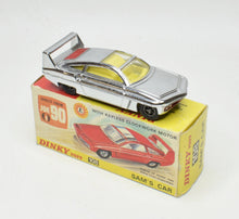 Dinky toys 108 Sam's Car Virtually Mint/Boxed The 'Valencia' Collection