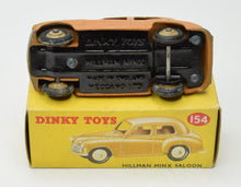 Dinky Toys 154 Hillman Minx Very Near Mint/Boxed
