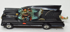 Corgi toys 267 Batmobile Virtually Mint/Boxed (Gold Rollcage & dash)