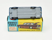 Corgi Toys 253 Mercedes 220se Very Near Mint/Boxed