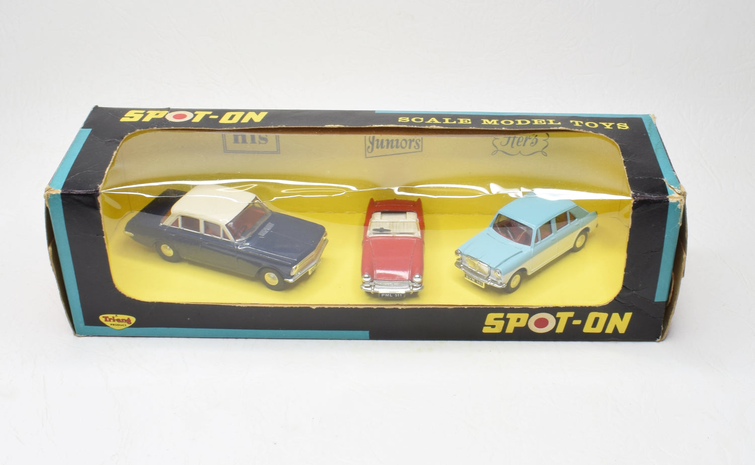 Spot-on 701 His & Her's Very Near Mint/Boxed (Extremely Rare item)