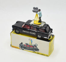 Dinky toys 281 Pathe News Camera car Virtually Mint/Boxed