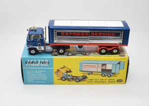 Corgi toys 1137 Ford Tilt Very Near Mint/Boxed The 'Valencia' Collection