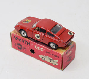 Mercury art 41 Abarth 1000 Very Near Mint/Boxed