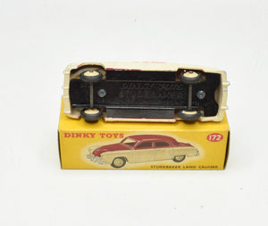 Dinky Toys 172 Studebaker Land Cruiser Very Near Mint/Boxed (Very Rare Highline)