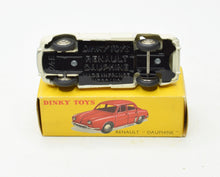 French Dinky 24e Renault Dauphine Virtually Mint/Boxed The 'Valencia' Collection