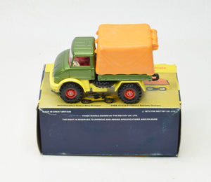 Corgi toys 406 Unimog 406 Virtually Mint/Boxed