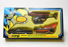 Corgi Toys Gift Set 40 Batman Very Near Mint/Boxed The 'Kensington' Collection
