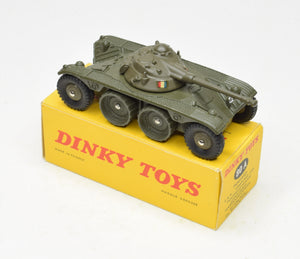 French Dinky 80a Panhard EBR Virtually Mint/Boxed (New The 'Carlton' Collection)
