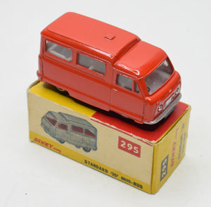 Nicky Toys 295 Standard '20' Mini-bus Very Near Mint/Boxed