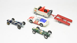 Corgi toys Gift set 12 Grand Prix (First issue) Very Near Mint/Boxed