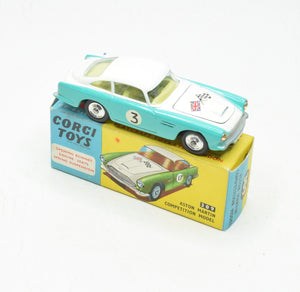 Corgi toys 309 Aston Martin Competition Virtually Mint/Boxed