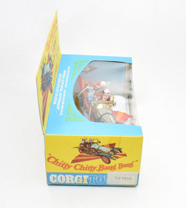 Corgi 266 Chitty Chitty Bang Bang Virtually Mint/Boxed (With mail order sleeve)