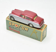 Spot-on 102 Bentley Very Near Mint/Boxed