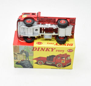 Dinky Toys 425 Bedford TK Coal Truck Virtually Mint/Boxed The 'Valencia' Collection (Red interior)