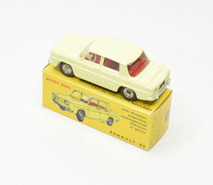 French Dinky 517 Renault R8 Virtually Mint/Boxed The 'Wickham' Collection