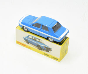 French Dinky Toys 1424G Renault Gordini Virtually Mint/Boxed The 'Wickham' Collection