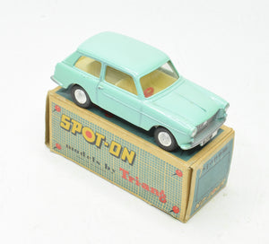 Spot-on 154 Austin A40 Very Near Mint/Boxed M.T.B Collection