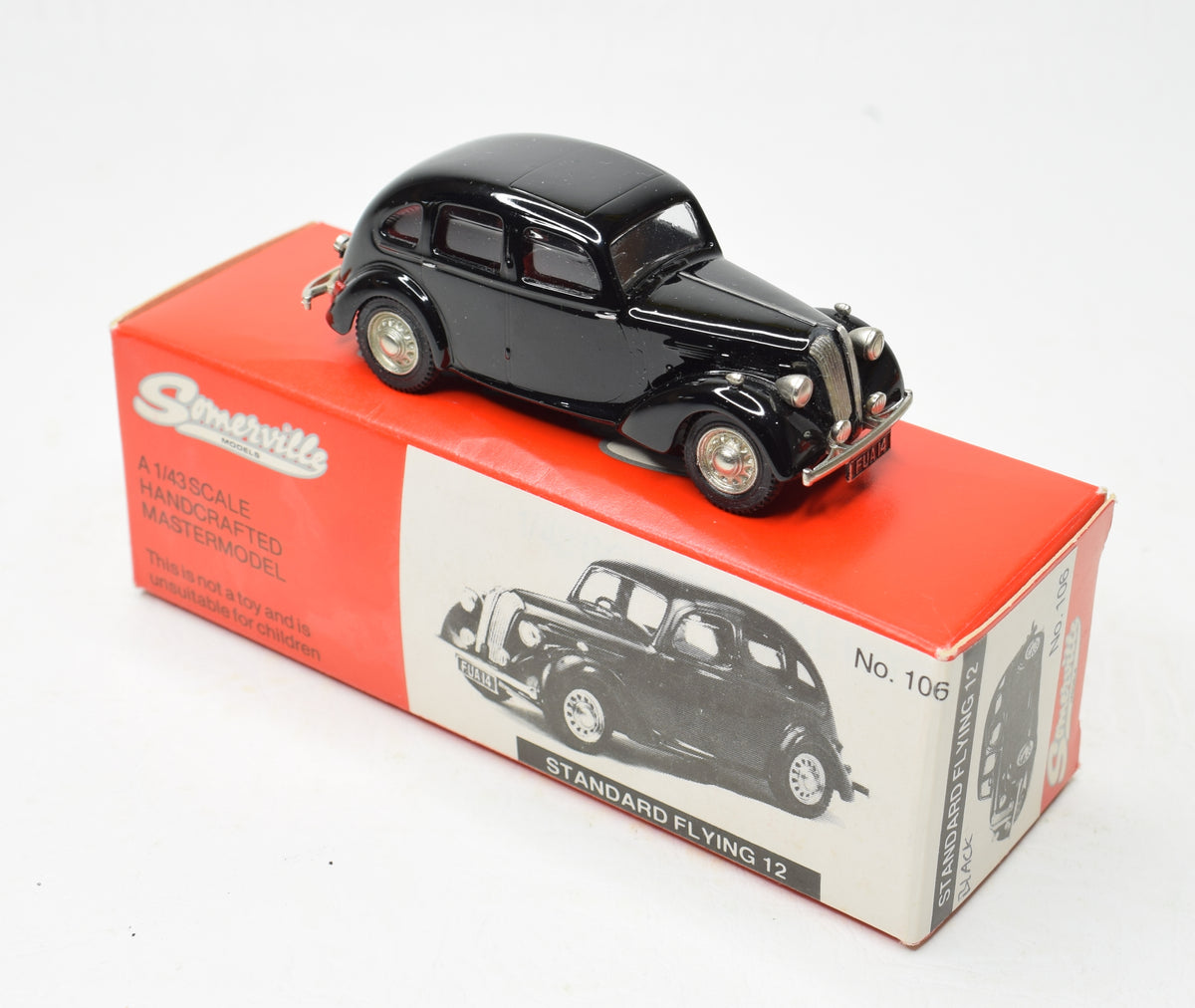 Sommerville 106 Standard Flying 12 Virtually Mint/Boxed The 'Carlton' Collection