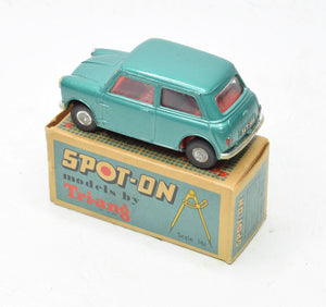 Spot-on 211 Austin 7 Virtually Mint/Boxed M.T.B Collection