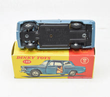 Dinky toys 139 Ford Consul Very Near Mint/Boxed 'Carlton' Collection