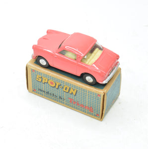 Spot-on 131 Goggomobile Very Near Mint/Boxed 'M.T.B' Collection
