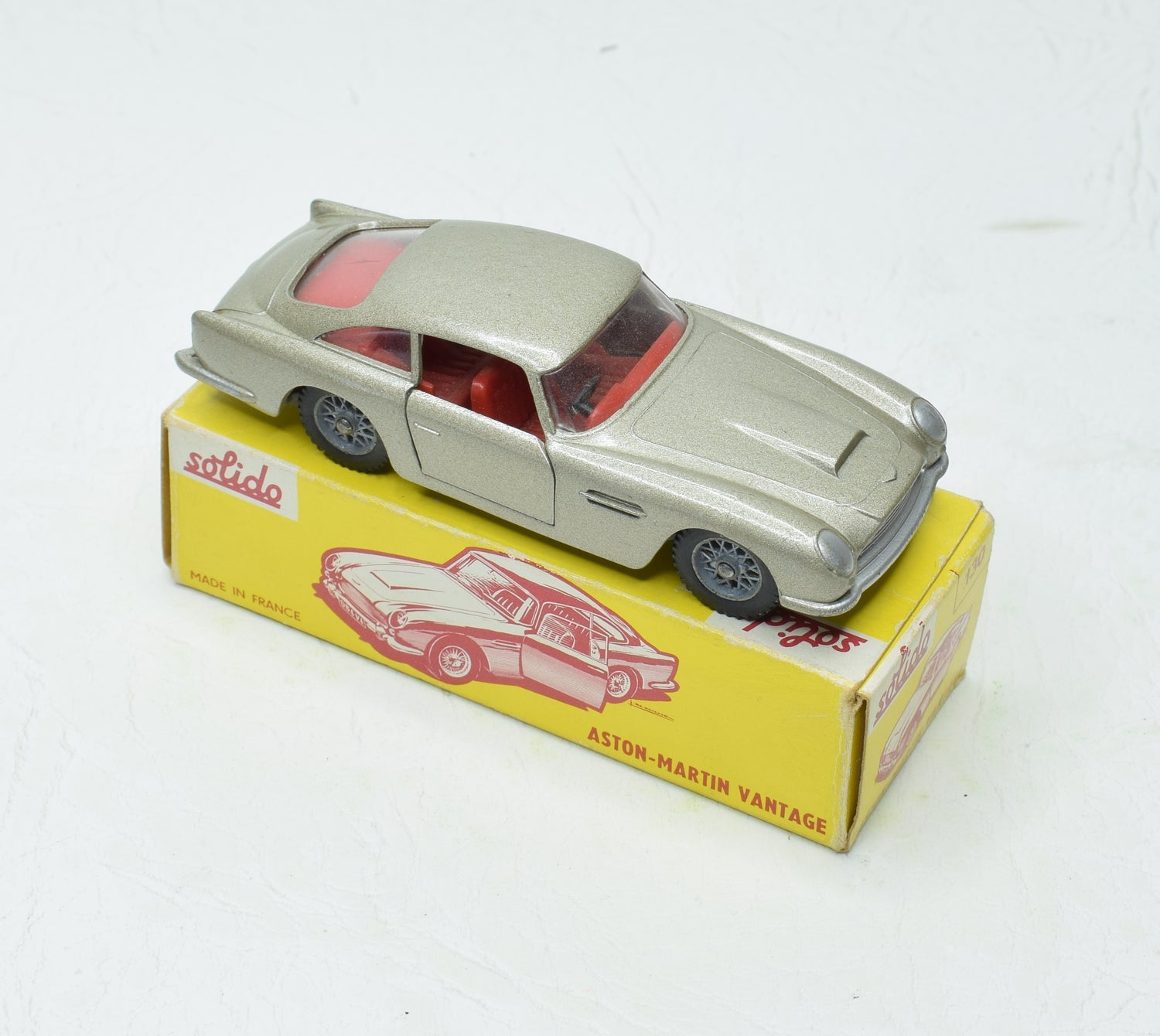 Solido 130 Aston Martin Vantage Very Near Mint/Boxed