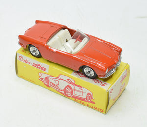 Dalia-Solido 16 Alfa-Romeo Spider Very Near Mint/Boxed