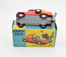 Corgi Toys 477 Land-Rover Breakdown Virtually Mint/Boxed (Transfers not paper labels) 'Wickham' Collection