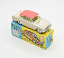 Corgi Toys 234 Ford Consul Mint/Boxed 'Wickham' Collection