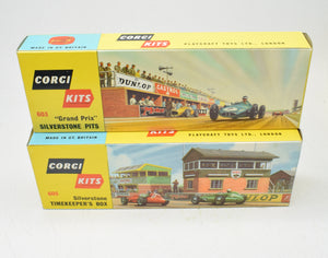 Corgi toys 603 & 605 kits Mint/Boxed  (New The 'Ashdown' Collection)