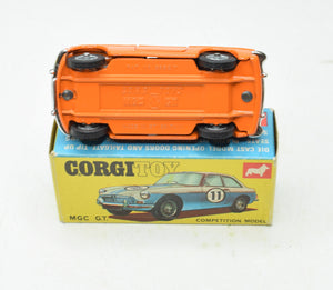 Corgi Toys 345 MGC Virtually Mint/Boxed (Orange found in later issue GS48 & 41)