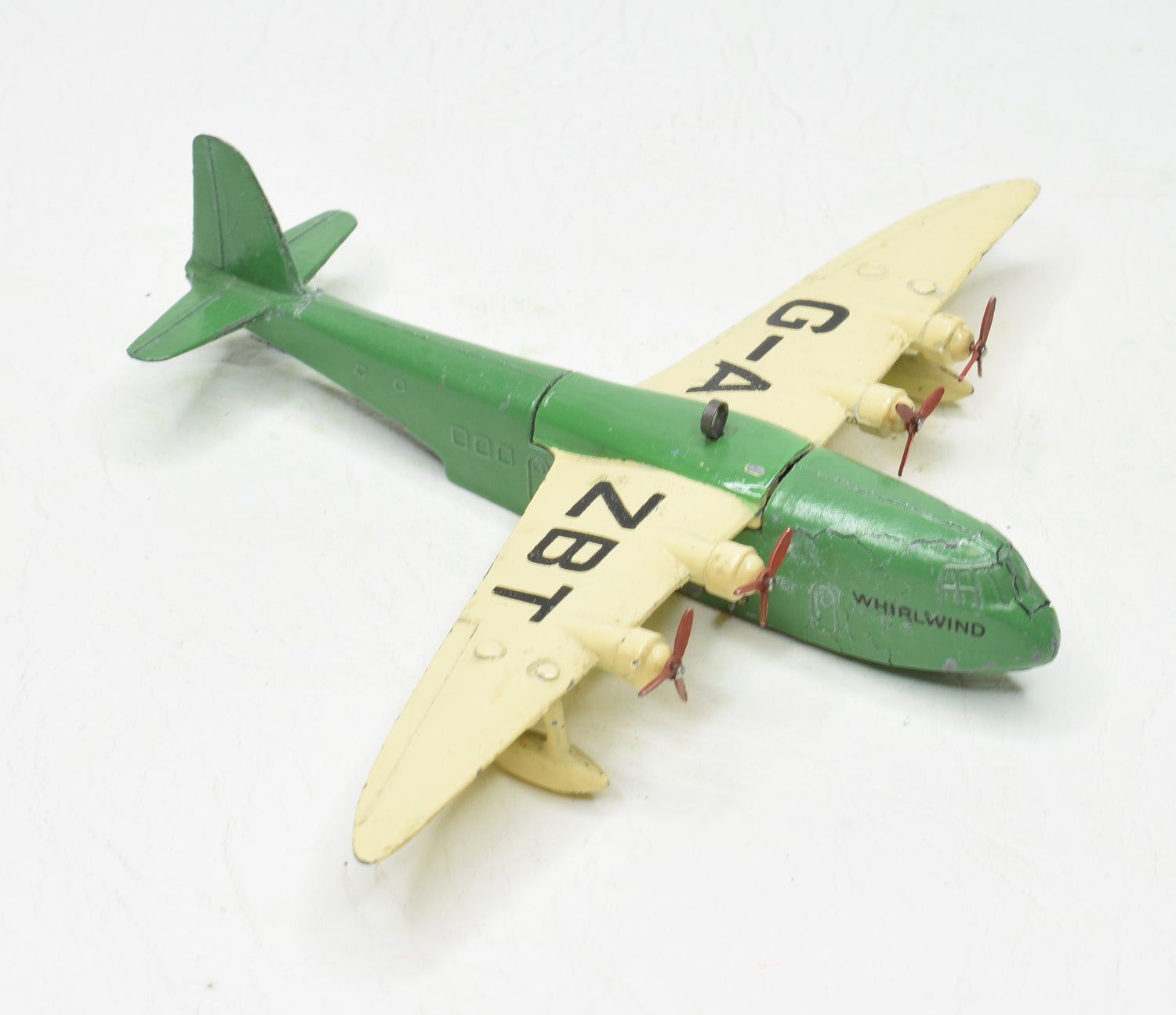 Dinky toys 60x Atlantic Flying boat 'Whirlwind' 1937/41 Near/Mint