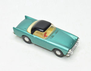 Spot-on 1191/1 Sunbeam Alpine Virtually Mint/No box 'Carlton' Collection