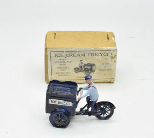 Taylor & Barrett Ice Cream Tricycle Very Near Mint/Boxed