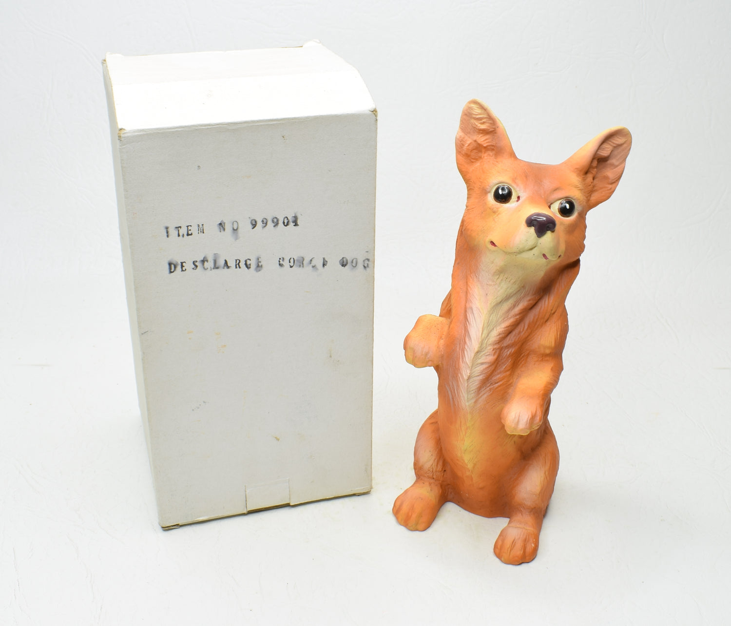 Corgi toys Corgi dog reissue from 1990 Mint/Boxed The 'Finley' Collection 2 of 3