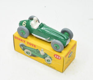Dinky Toys 233 Cooper-Bristol Mint/Boxed 'Finley' Collection