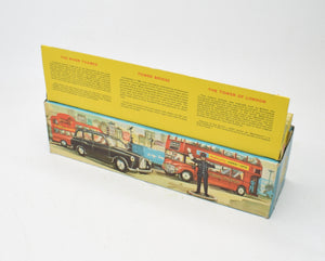 Corgi toys Gift set 35 London Transport set Very Near Mint/Boxed 'Valencia' Collection